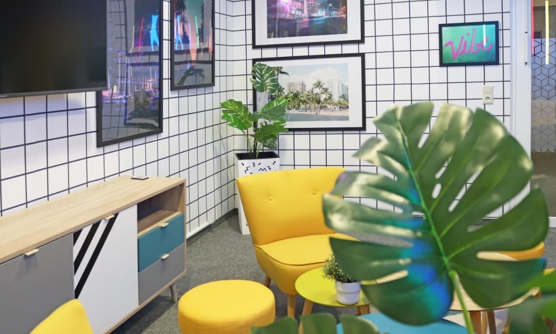 Bild Meetingraum Vice City