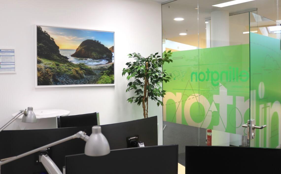 Bild Flex-Büro Wellington