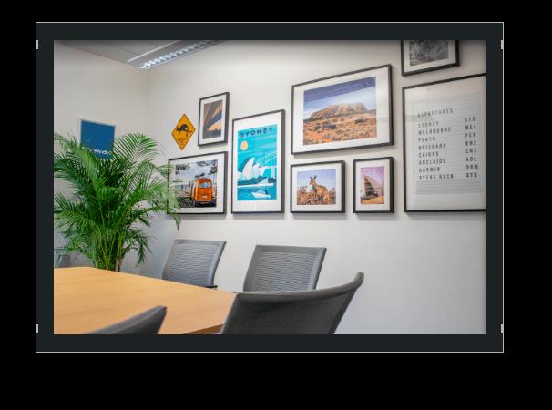 Bild Office Einblick Sydney