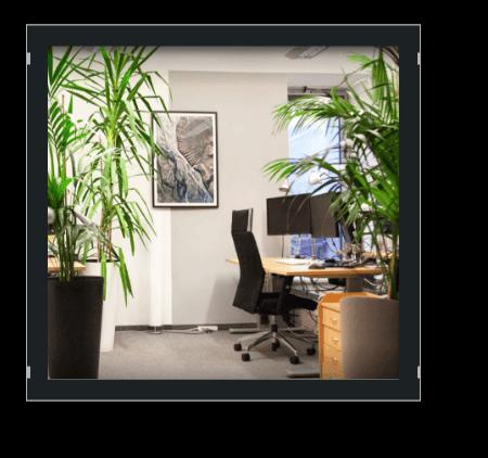 Bild Büro 5. Etage