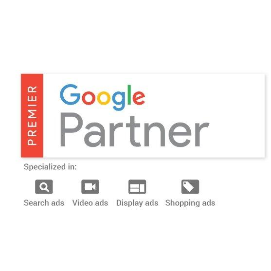 Carousel mobil Google Partner